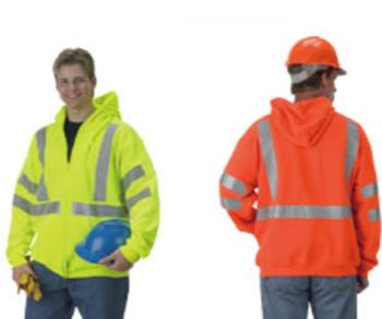 雷克兰 Lakeland 高可视反光运动衫