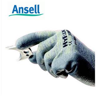 安思尔 Ansell 6级掌部PU涂层手套11-638-10