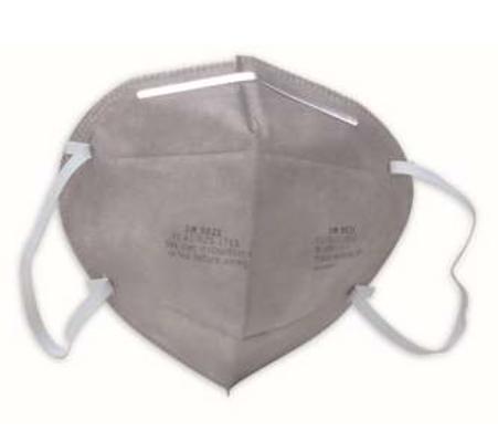 3M  9022头戴折叠式工业防尘口罩(环保包装)