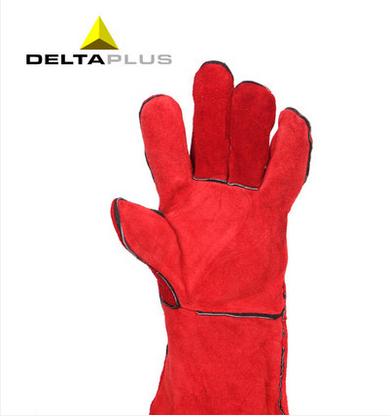 代尔塔 Deltaplus 焊工手套(CA515R)