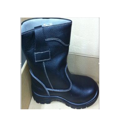 羿科 Aegle 鞋帮款同KWD805 高帮防静电安全靴(带钢头,带钢板)