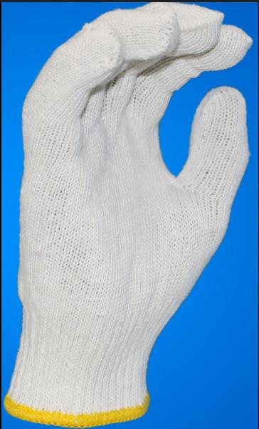 佳盾 500克涤棉纱线手套