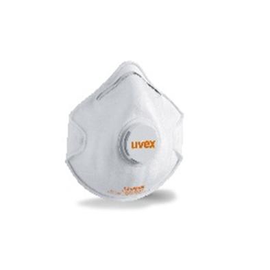 优唯斯 8732210罩杯式带呼吸阀防尘口罩