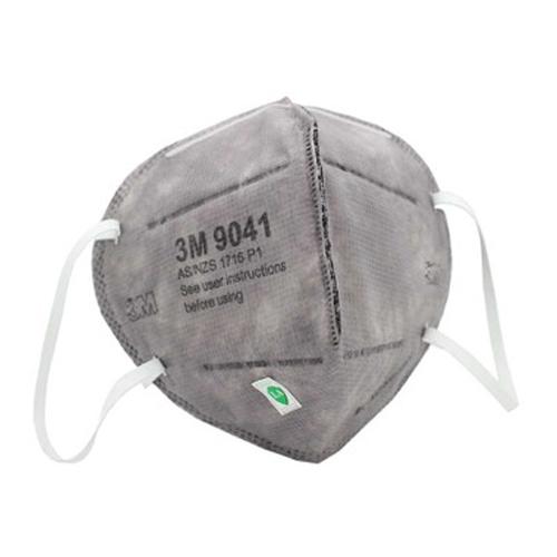 3M 3M 9041耳戴式有机蒸气异味及防颗粒物活性炭防护口罩