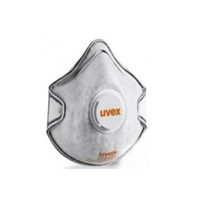 优唯斯 8732220罩杯式防尘口罩带阀带活性炭