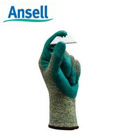 安思尔 Ansell 掌部发泡丁腈手套11-501-9