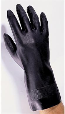 霍尼韦尔 Honeywell 霍尼韦尔 2095020-8氯丁橡胶防化手套 2095020