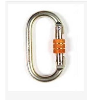 羿科 Aegle (开口16mm)钢(手动)安全钩