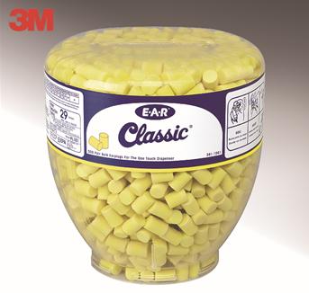 3M 391-1001 E.A.RTM Classic圆柱形耳塞