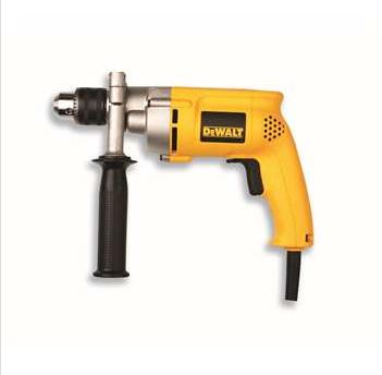 得伟 Dewalt 13mm 0-850 650瓦正反转调速手电钻