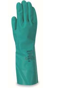 霍尼韦尔 Honeywell 霍尼韦尔 LA102G-7无衬丁腈防化手套