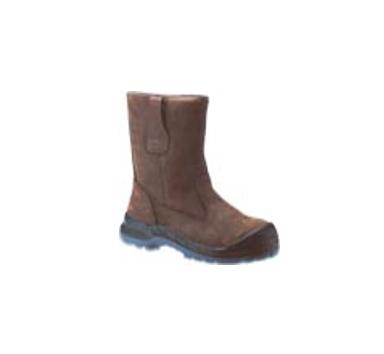 羿科 Aegle OWT805KW防水舒适型高帮安全靴(带钢头,带钢板)
