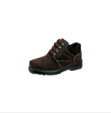 羿科 Aegle 防水棕色皮低帮安全鞋(带钢头,带钢板)