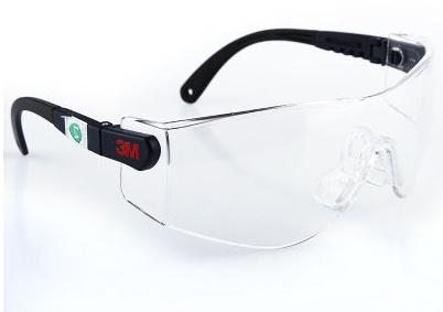 3M 10196超轻舒适型防护眼镜