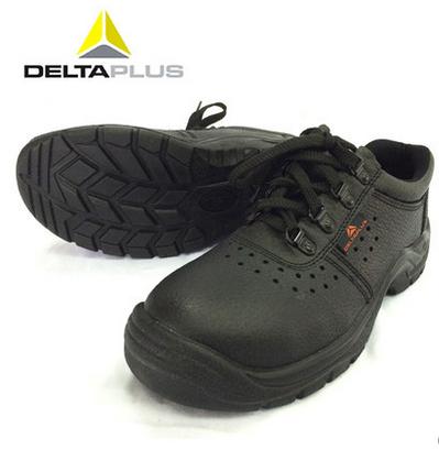 代尔塔 Deltaplus 老虎2代透气S1安全鞋(POKER S1 )