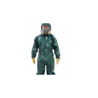 3M 4680绿色带帽连体防化服,M25件/箱