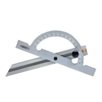 英示INSIZE 可调角度尺(150x300mm) 4797-150 1°