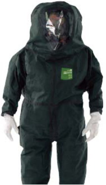 微护佳 Microgard MC4000阿波罗内置呼吸器全身防化服(常备)