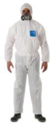 微护佳 Microgard MG1500白色增强型有帽连体防护服(常备)