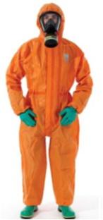 微护佳 Microgard MC5000橙色双袖连体防化服(常备)