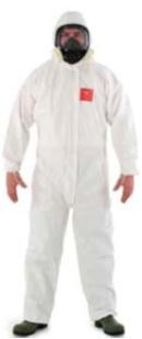微护佳 Microgard MG2500白色标准型有帽连体防护服