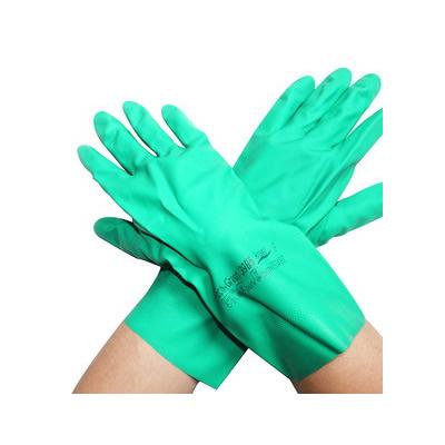 安思尔 Ansell 经济款丁腈橡胶抗化手套