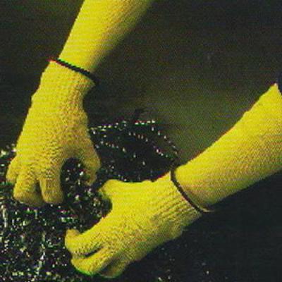 安思尔 Ansell 耐用型100%Kevlar纤维,强化拇指弯口手套 70-225-8