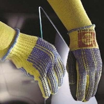 安思尔 Ansell 耐用型100%Kevlar纤维,带聚氯乙烯点塑手套
