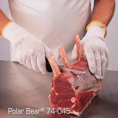 安思尔 Ansell 5级Dyneema针织防割,无分左右手型设计,白色手套