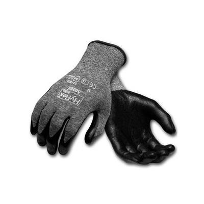 安思尔 Ansell 白色带内衬丁腈橡胶手套11-801-9