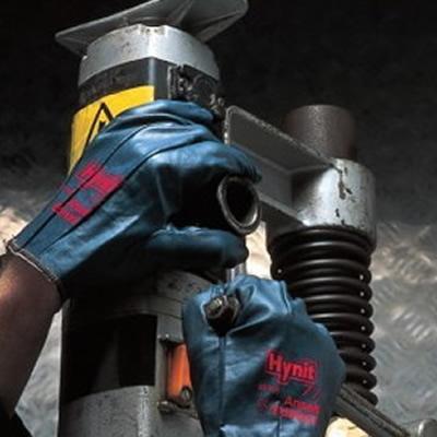 安思尔 Ansell 丁腈涂层,掌背带透气孔,安全袖筒