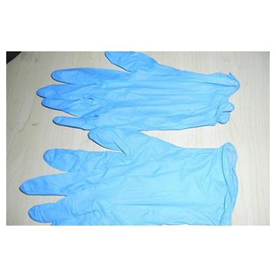安思尔 Ansell 蓝色一次性无粉丁腈橡胶手套