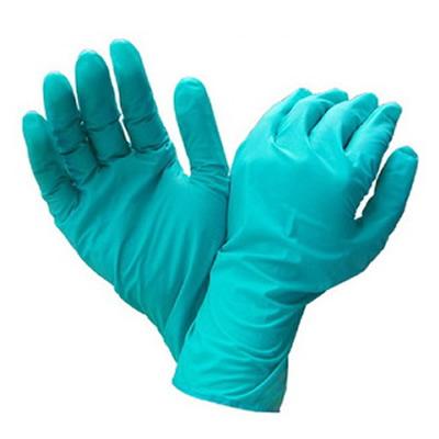 安思尔 Ansell 绿色丁腈橡胶手套