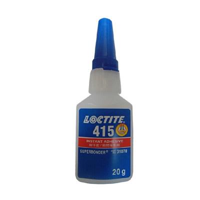 乐泰 Loctite 415塑料粘接瞬干胶 31078