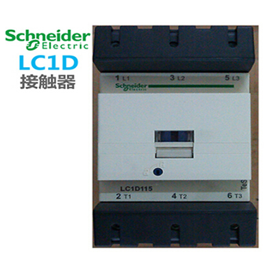 施耐德 Schneider Electric 交流接触器 LC1D18MD