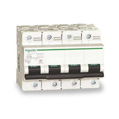 施耐德 Schneider Electric 小型断路器 iC65N-K 4P C10A