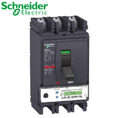 施耐德 Schneider Electric 塑壳断路器 NSX630F MIC5.3E 630A 4P