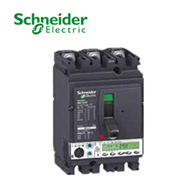 施耐德 Schneider Electric 塑壳断路器 NSX100N MIC2.2 100A 3P