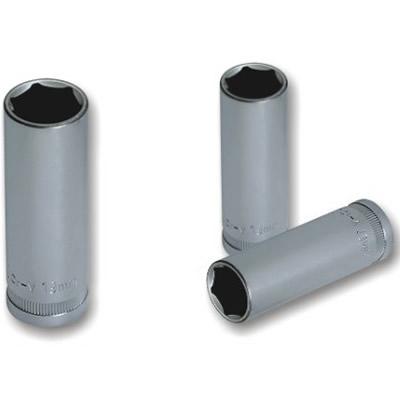 威力狮 Wynns 1/2″套筒子(加长型镜面)(铬钒钢),32mm