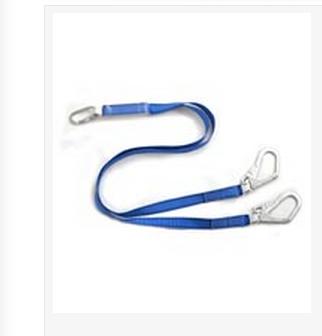 羿科 Aegle 带护腰安全带+双头缓冲带 套装