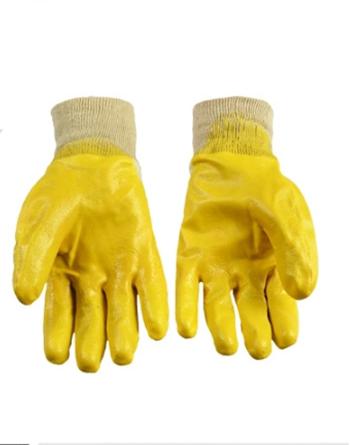 代尔塔 Deltaplus 轻型丁腈涂层手套(NI015)