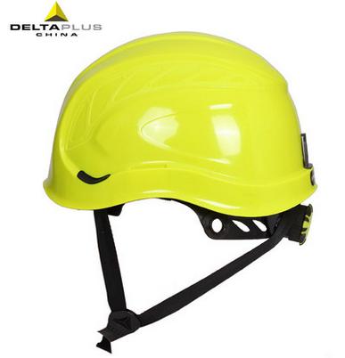 代尔塔 Deltaplus 登山型运动头盔(GRANITE PEAK)黄色