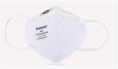 霍尼韦尔 Honeywell H1009301 H930 KN95 折叠式口罩 耳带式环保装