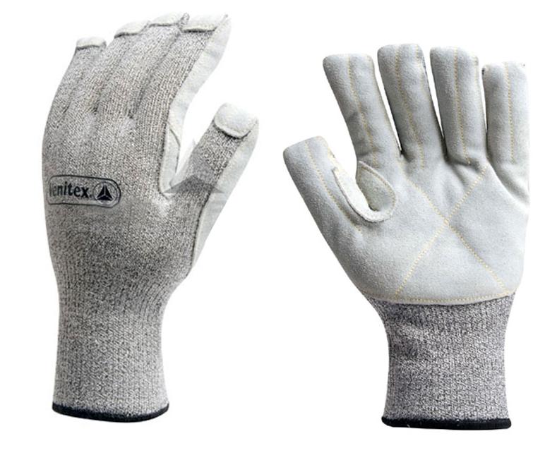 代尔塔 Deltaplus 5级防高温防割手套(VENICUT50)