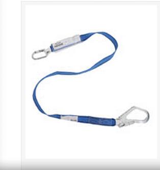 羿科 Aegle 带护腰安全带+单头缓冲带 套装