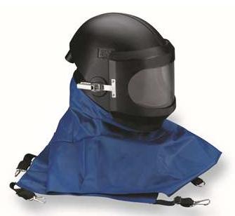 3M W-8100-B 喷砂用头盔