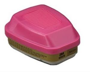 3M 60926 多用气体/ 蒸气滤毒盒及P100 颗粒物滤棉