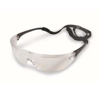 霍尼韦尔 Honeywell 霍尼韦尔1005985 M100流线型防护眼镜(黑架白屏)