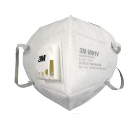 3M 9003V折叠耳戴式防尘口罩